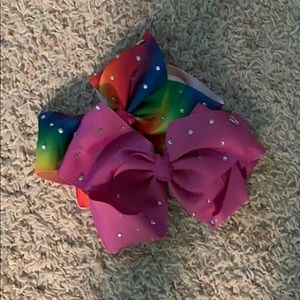 Pack of 2 Jojo bows